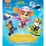 【预订】Paw Patrol Big Lift-And-Look Board Book (Paw Patrol) 97