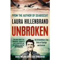 [现货] 英文原版 Unbroken 坚不可摧 劳拉 希伦布兰德 安吉丽娜朱莉