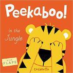 【预订】Peekaboo! in the Jungle! 9781846438660