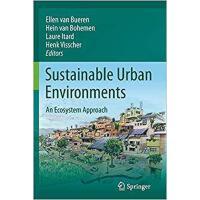 【预订】Sustainable Urban Environments 9789400712935