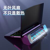 笔记本散热器游戏本电脑垫板静音风扇水冷底座外星人戴尔g3惠普暗影精灵5联想拯救者y7000华硕飞行堡垒15.6寸