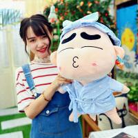 公仔布娃娃带jj毛绒玩具超大号抱枕儿童女生搞怪生日礼物 星空 1.2米(送20厘米小新)