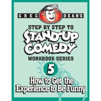 【预订】Step by Step to Stand-Up Comedy - Workbook Series: Work