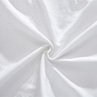 定做泰乳胶枕枕套6040儿童学生5030枕头套卡通枕套单人枕套s 乳白色 针织布50*30*7/9