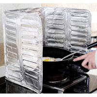 厨房用品小工具档油板隔油铝箔防油挡板灶台挡板隔油挡板隔油纸