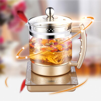 宝宝养生壶全自动加厚玻璃烧水壶多功能电煮茶器健康养身壶