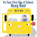 【预订】It's Your First Day of School, Busy Bus! 9781481494670