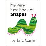 卡尔爷爷:我的本形状书进口原版 硬纸版 黑白识色幼儿启蒙(0-3岁),Eric Carle(艾瑞・卡尔),PENUS,