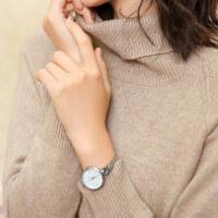 新款贴身针织女短款毛衣长袖打底半高领套头韩版女装