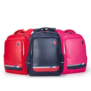 卡拉羊书包小学生男女孩-3-4-5年级儿童韩版双肩包减负护脊背包CX2755