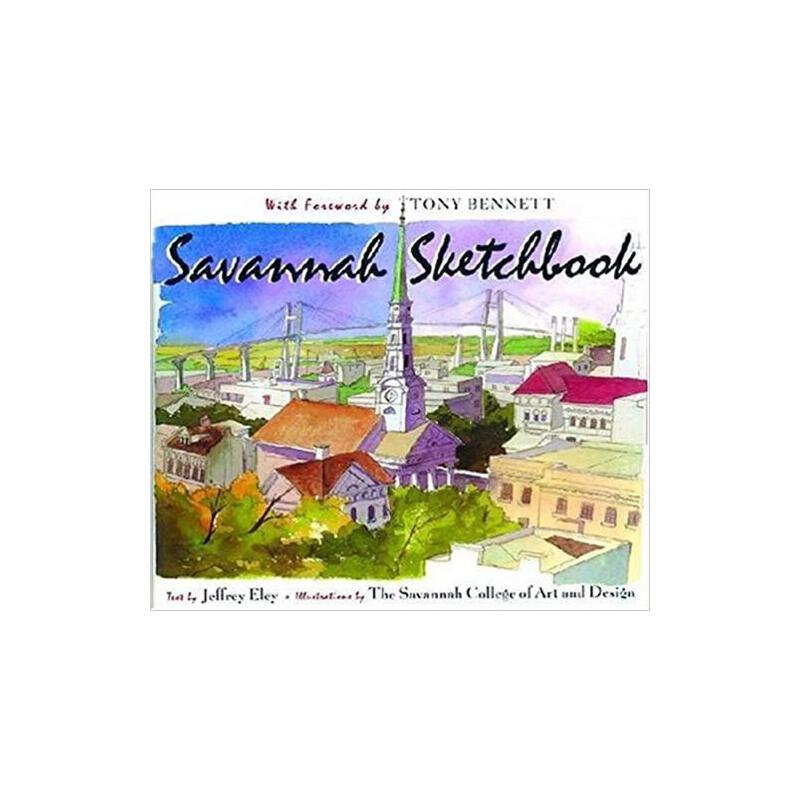 【预订】Savannah Sketchbook 9781589801028 美国库房发货,通常付款后3-5周到货!