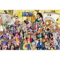 海贼王拼图1000片木质卡通动漫航海王平图益智力玩具礼物