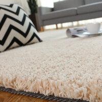 地毯卧室纯色床边现代简约客厅茶几北欧加厚房间长方形绒定制Y