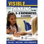 【预订】Visible Thinking in the K-8 Mathematics Classroom