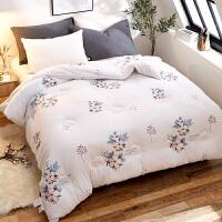 新疆棉花被学生宿舍棉被加厚保暖冬被棉絮被芯全棉被子被褥垫被定制