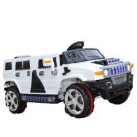 儿童电动汽车四轮四驱超大号双人座带遥控可坐两人玩具越野车c