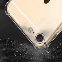 苹果6splus手机壳6/6s/7/8/plus透明硅胶iPhone6保护套xs防摔全包边5s超薄x软壳男女XR清新s