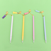 Languo蓝果 LG-9168流苏爱丽丝-配件中性笔 颜色图案随机 单个销售 当当自营