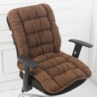椅子坐垫靠垫一体凳餐椅垫子办公室久坐学生冬季靠背屁股座垫加热