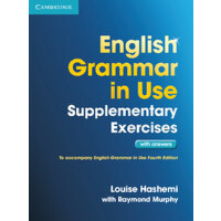 【预订】English Grammar in Use Supplementary Exercises with Ans