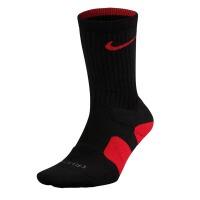 Nike 耐克 NIKE ELITE BASKETBALL CREW 球袜 耐克篮球袜缓震型运动袜SX4771 中筒运