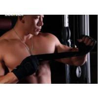 健身手套男哑铃器械单杠锻炼护腕训练半指单车防滑运动装备