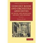 【预订】Concert Room and Orchestra Anecdotes of Music and Music