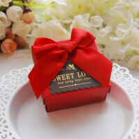 创意喜糖盒袋 婚庆用品 结婚礼物 喜糖成品礼盒 喜糖包零钱袋 工艺品 请贴