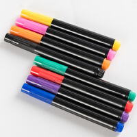 【8色装】宝宝白板笔画板水性水彩笔画画绘画涂鸦儿童无毒无害