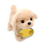 小屋系列 电动小狗 电动玩具狗猫 泰迪金毛