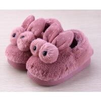 小童1-2-3-4岁穿男女童宝宝包跟秋冬季居家用防滑松紧带保暖
