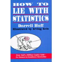 【预订】How to Lie with Statistics