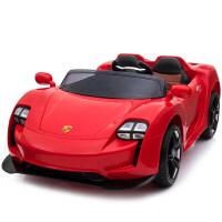 儿童汽车可坐人双人超大号座儿童电动车四轮小孩玩具车可坐人宝宝带遥控四驱汽车ZQ163
