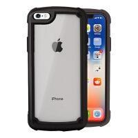 苹果6s手机壳潮牌军事防摔女iphone6plus男新款六s同款军工户外个性创意全包i6夏季散热简约6splus保护套