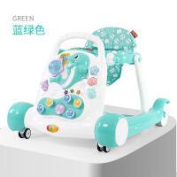 学步车手推车孩子多功能 o型腿侧翻6-12个月婴儿宝宝手推可坐女孩幼