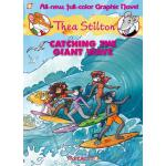 【预订】Thea Stilton Graphic Novels #4 Catching the Giant Wave
