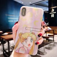 美少女战士 水冰月少女心镭射苹果iPhone6s7 8plus x6p6sp7p8p i ix i x 镭射 对话框