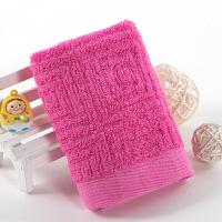 毛巾竹浆纤维方巾吸水童巾洗脸巾柔软吸水小毛巾擦手巾洗脸帕