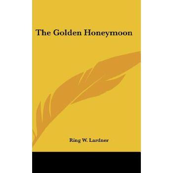 【预订】The Golden Honeymoon 预订商品,需要1-3个月发货,非质量问题不接受退换货。