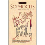 Sophocles: The Complete Plays 英文原版,Sophocles(萨福克里斯),Penguin