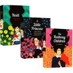 英文原版 Puffin Classics 经典系列 19 20世纪女性作家作品 5册 Little Women/Lit