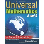 【预订】Universal Mathematics 8 and 9