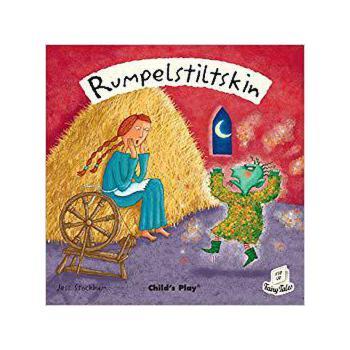 【预订】Rumpelstiltskin 9781846432507 美国库房发货,通常付款后3-5周到货!