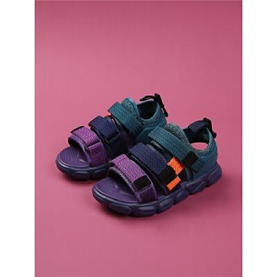 童鞋男童凉鞋夏季儿童沙滩鞋中大童女童凉鞋