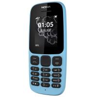 诺基亚(NOKIA) 新105 直板手机按键手机 移动2G 老人机 学生机 备用功能机