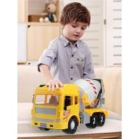 儿童玩具车模型搅拌车大吊车环卫车云梯车宝宝惯性汽车