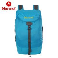marmot/土拨鼠新款户外徒步男女15L双肩运动包登山轻量背包 25430