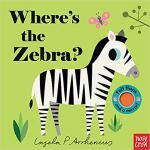 【预订】Where's the Zebra? 9780763699147