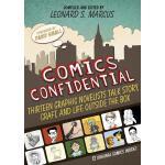 【预订】Comics Confidential: Thirteen Graphic Novelists Talk St