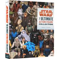 星球大战 英文原版 星战迷角色鉴赏 天行者 终极可动人偶玩具收藏书 Star Wars The Ultimate Ac